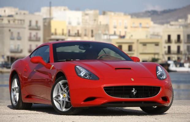Ferrari jetzt auch zweifarbig