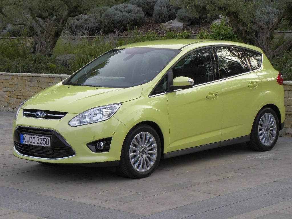 Ford erhöht die Produktion von C-Max und Grand C-Max