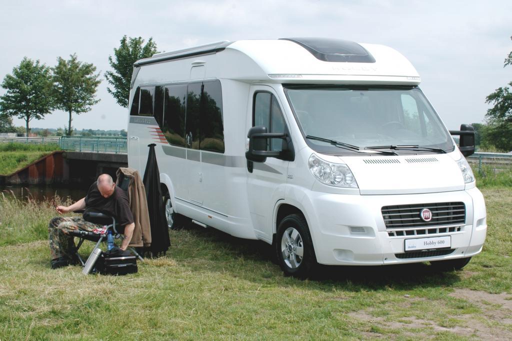 Freizeitmobilhersteller Hobby - Schicker Campen