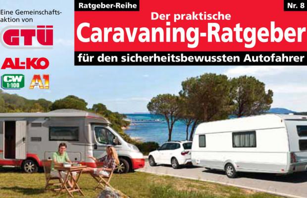 GTÜ gibt Caravaning-Ratgeber heraus