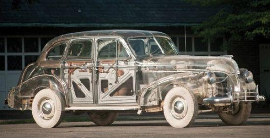 Ghost Car Quelle: RM Auctions