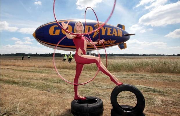 Goodyear-Sommertour im Dienste der Verkehrssicherheit