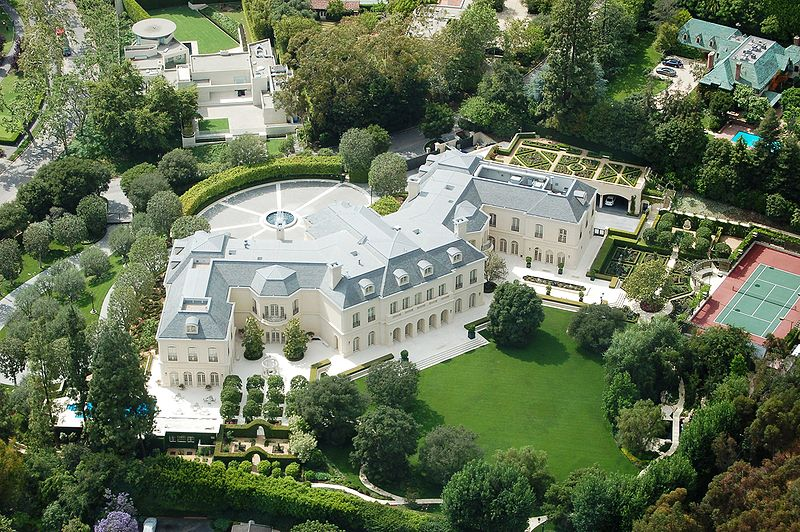 Holmby Hills Mansion Quelle: Wikipedia