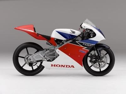 Honda präsentiert die  NSF 250 R für die Moto3-Klasse