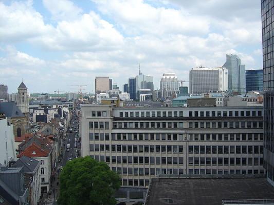 In Brüssel steht man am meisten im Stau, Foto: Infurno