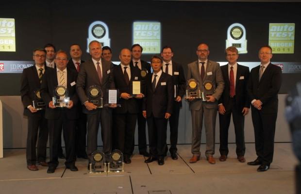 J.D. Power Studie: Volvo gewinnt Markenwertung 2011