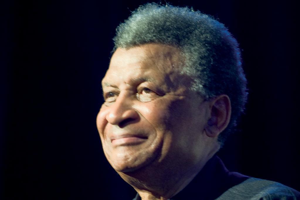 Jazz-Star Abdullah Ibrahim sorgt auf dem