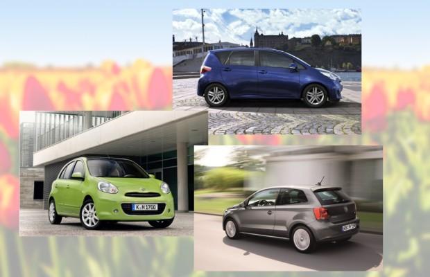 Kleinwagen mit Automatikgetriebe - Komfort gegen Aufpreis