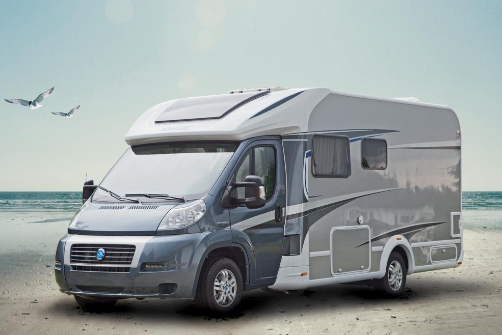Knaus-Gruppe: Neue kompakte Reisemobile