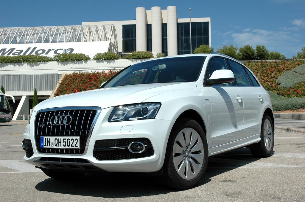 Konkreter Eintritt ins Elektrozeitalter: Audi liefert Hybrid-Q5 noch vor Jahresende aus