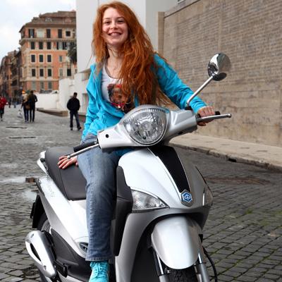 Kurztest Piaggio Liberty 50 2t: Ein kleines Stück Freiheit