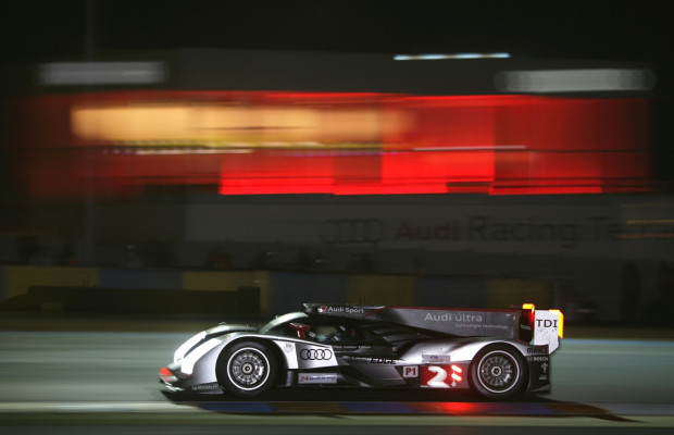 Le Mans 2011: Audi startet von der Pole-Position