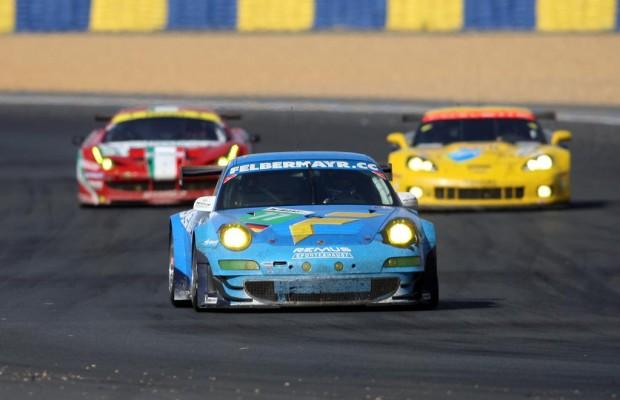 Le Mans: Schaulaufen der Zukunftsautos