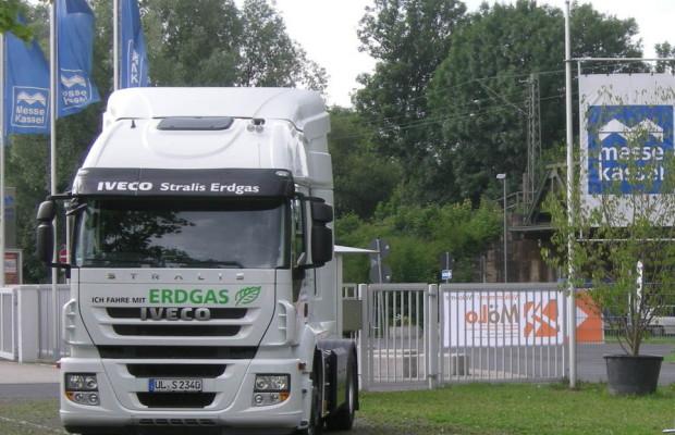 Möbel-Logistiker zeichnen Iveco aus