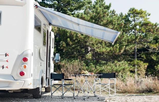 Markise ohne Stütze: Sonnenschutz für Reisemobil und Caravan