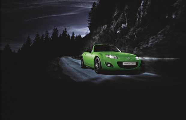Mazda MX-5 Karai kommt in auffälligem Grün