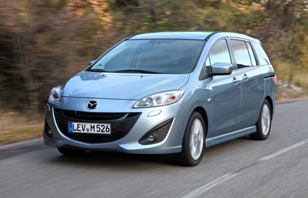 Mazda5 punktet beim Kostenvergleich von