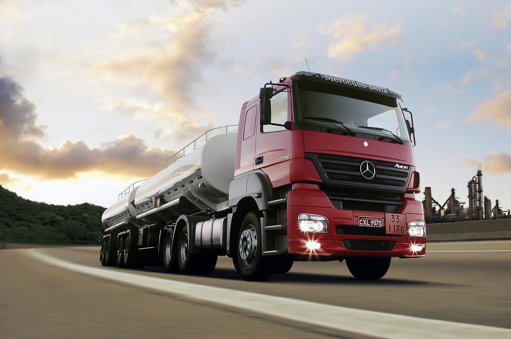 Mercedes-Benz do Brasil ist der größte Lkw- und Omnibushersteller Lateinamerikas.