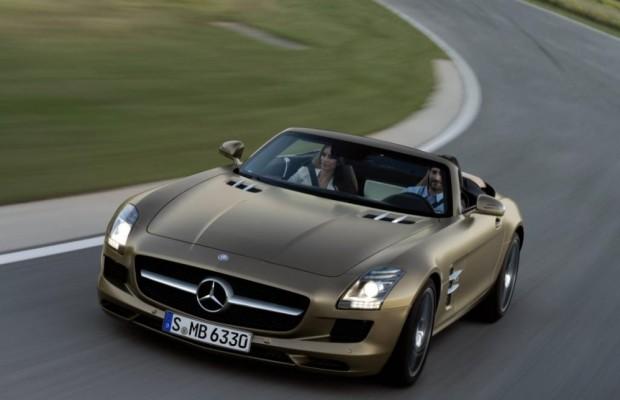 Mercedes SLS Roadster: Neue Offenheit