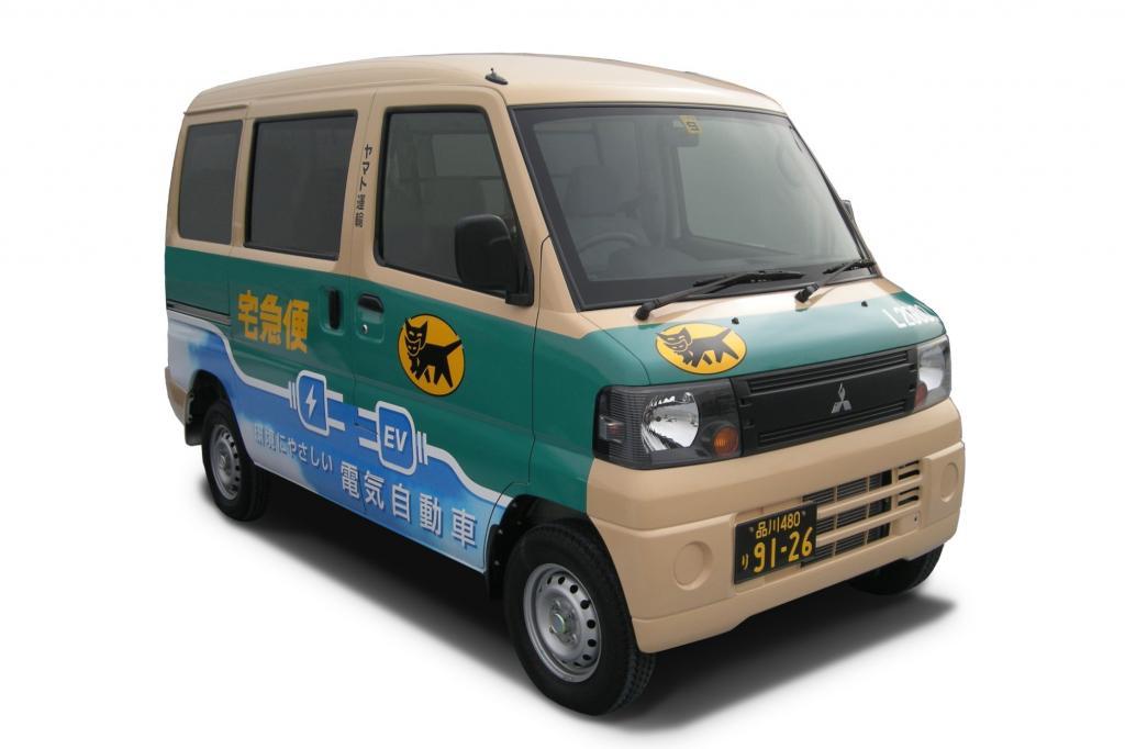 Mitsubishi Minicab-MiEV.