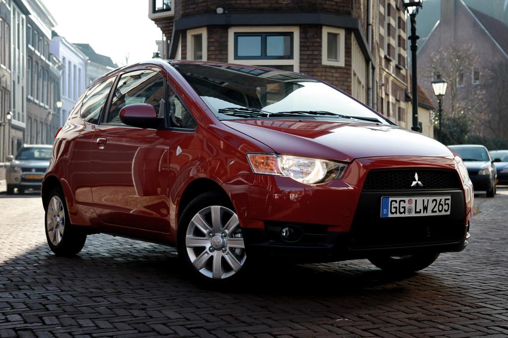 Mitsubishi verbucht 400 000 Colt-Zulassungen in Deutschland