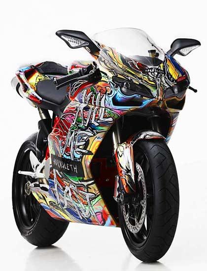 Morbide Kunst, die nicht jedermann gefällt, Foto: Hornsleth.com