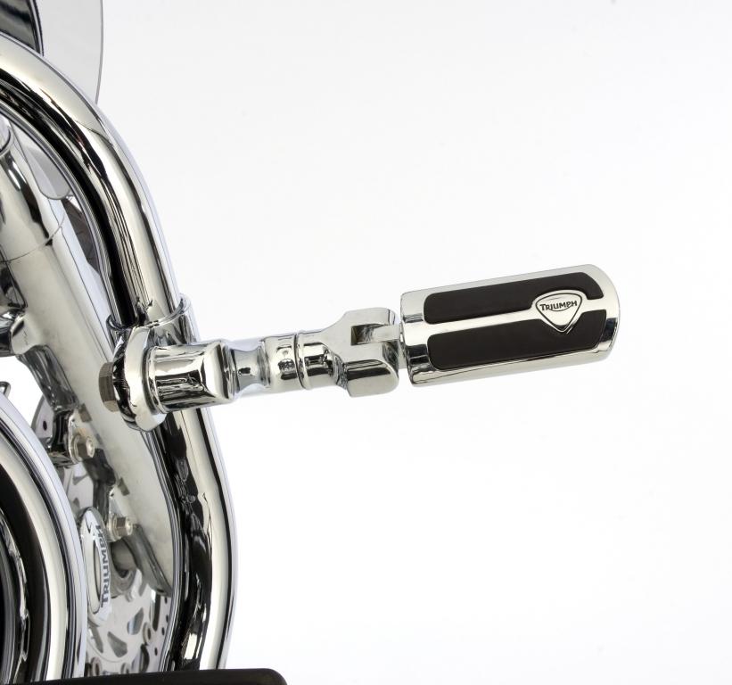 Motorradfahrbericht Triumph Thunderbird Storm: Hubraum durch nichts zu ersetzen