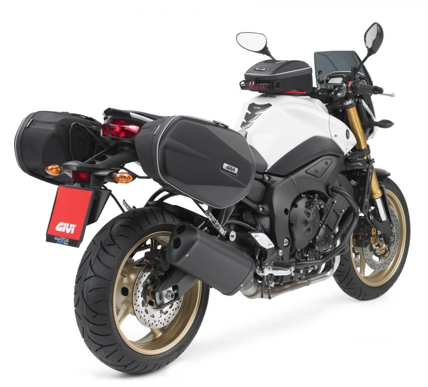 Neuartige Motorradtaschen von Givi