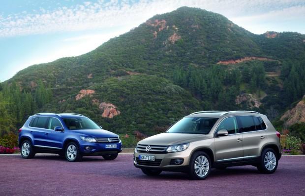 Neuer Volkswagen Tiguan im Handel