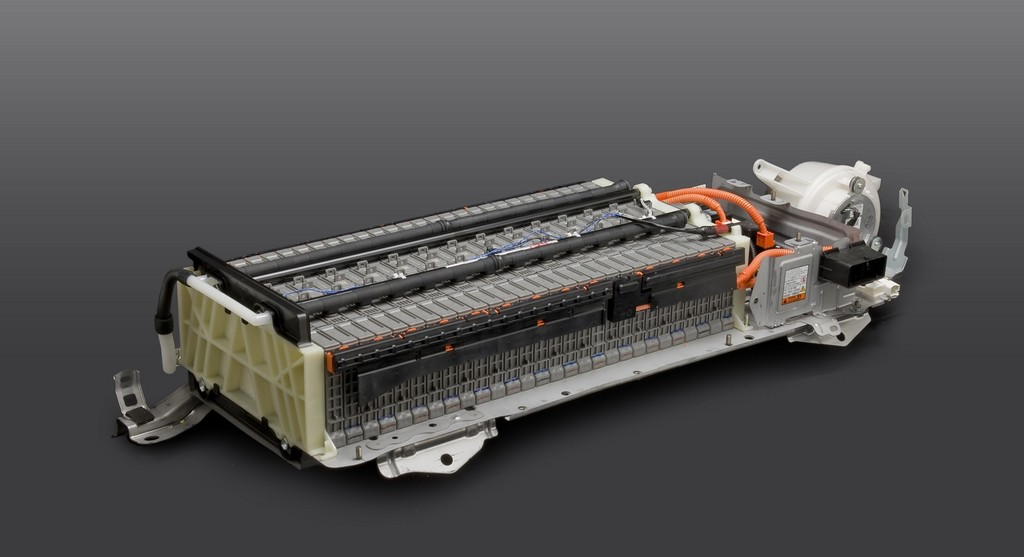 NiMH Hybridbatterie im Prius III