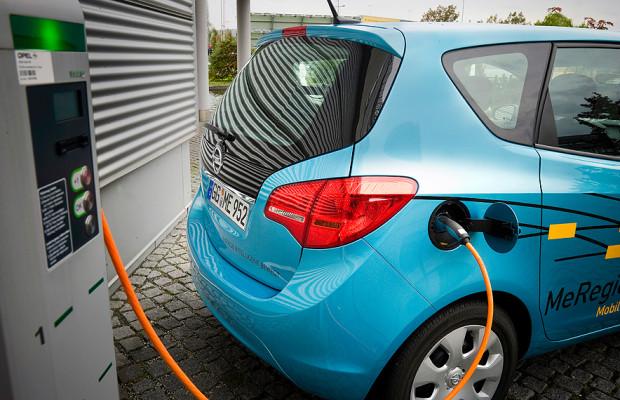 Opel zeigt am Bodensee drei Elektrofahrzeuge