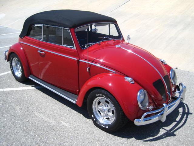 """Paul Newmans legendärer """"Indy VW"""" soll nun für 180.000 Euro verkauft werden, Foto: Oldbug"""