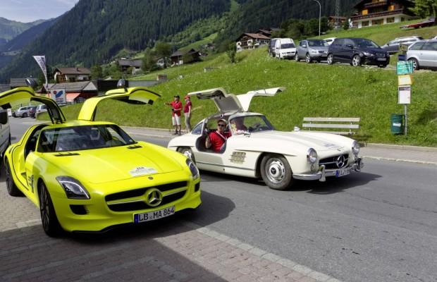 Paul Pietsch Classic: Mercedes-Benz unterstützt Oldtimer-Rallye
