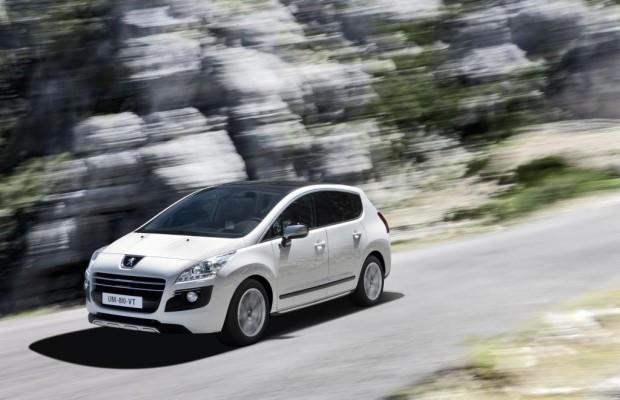 Peugeot 3008 Hybrid 4 erhält