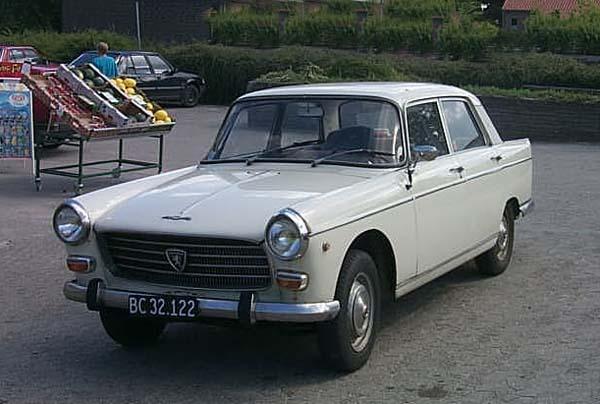 Peugeot 404 Quelle: Wikipedia