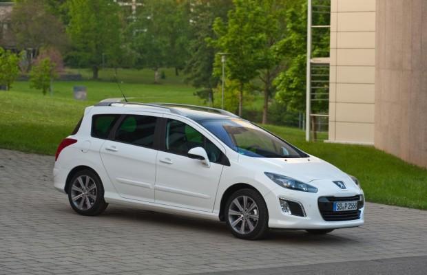 Peugeot bietet den 308 SW wieder als Business-Line an