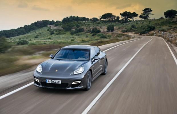 Porsche Panamera Turbo S - Neue Höhen