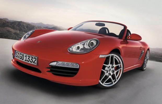 Porsche baut über 300 000 Boxster und Cayman