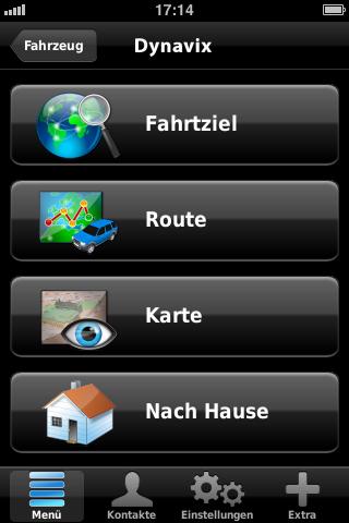 Praxistest: Dynavix Navi-Software für iPhone und iPad