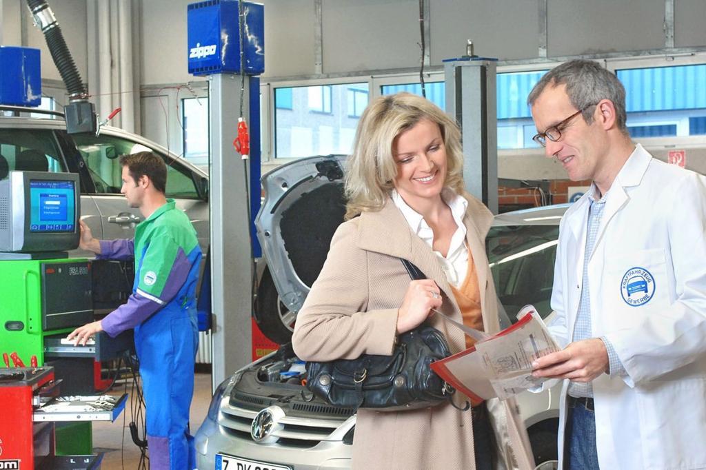 Ratgeber Autogarantie - Ohne Stempel keinen Schutz