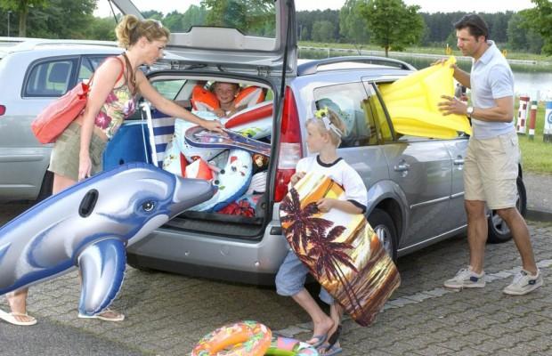 Ratgeber Reise - Entspannte Kinder, entspannter Fahrer