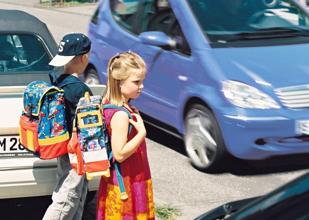 Ratgeber: Schulweg üben bringt Sicherheit