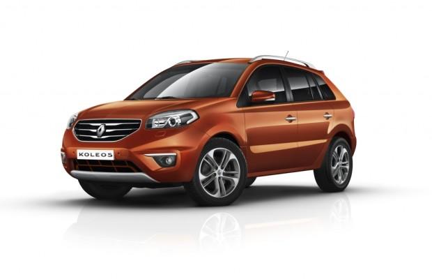 Renault überarbeitet den Koleos