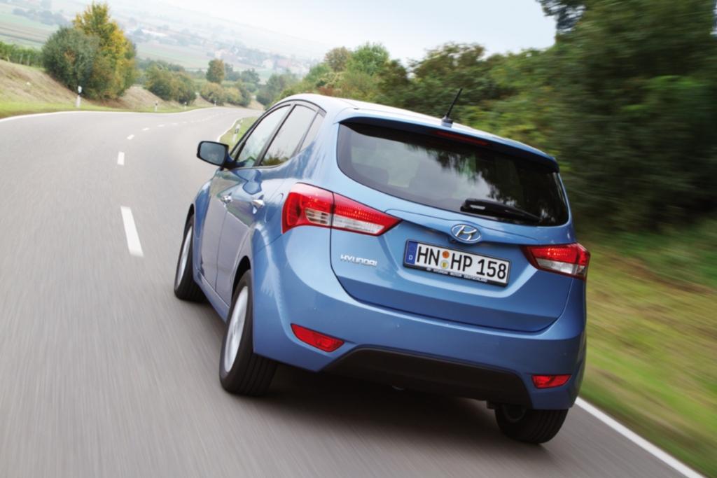 Test: Hyundai ix20 blue - Man gönnt sich ja sonst nichts
