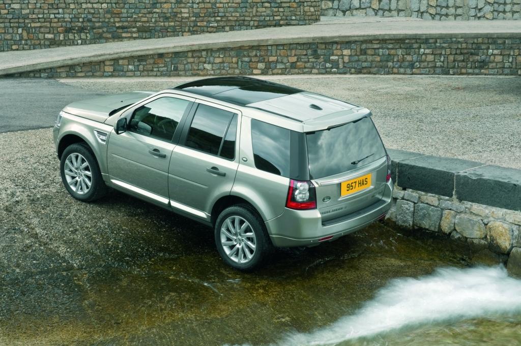 Test: Land Rover Freelander TD4 - Das Original aus England