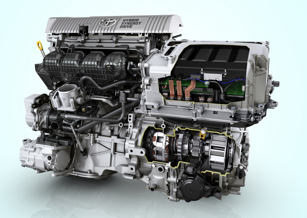 Toyota Prius III.