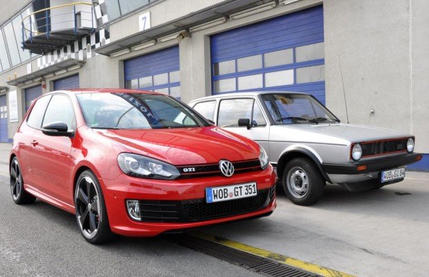 Tradition: VW Golf GTI Edition 35 vs. Golf GTI I - Happy Birthday, Krawallbüchse!