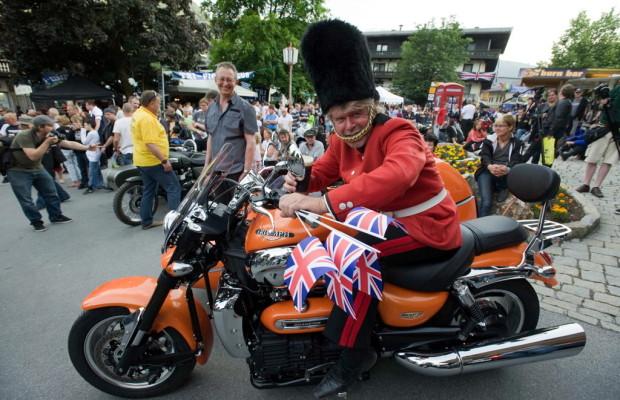 Tridays 2011: Langes Wochenende mit Triumph