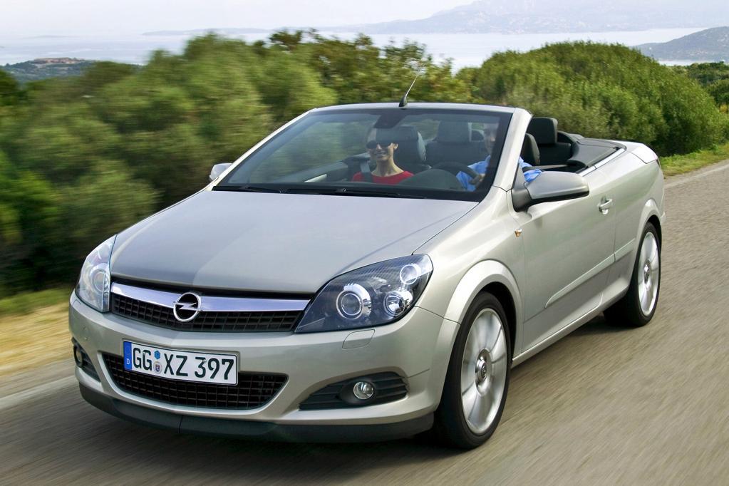 Tschüss TwinTop: Nächstes Opel-Cabrio mit Stoffdach