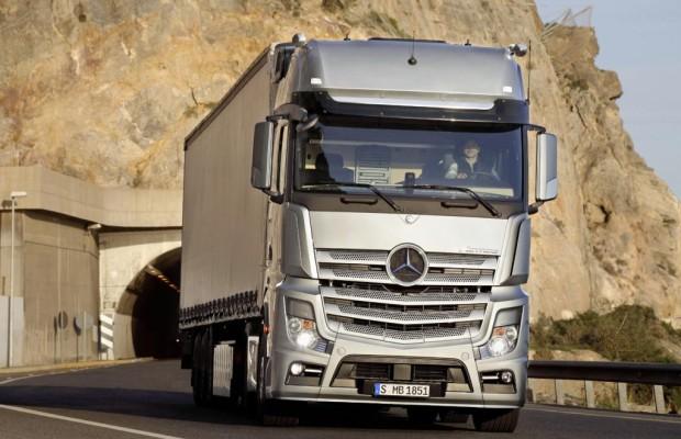 Vergleichsfahrt: Ist der neue Mercedes Actros tatsächlich sparsamer?